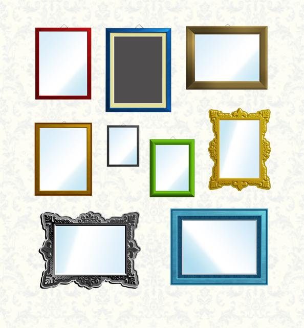 Frames PSD Free Download