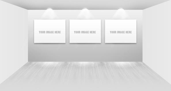 Free PSD Gallery Showroom - Free PSD Files
