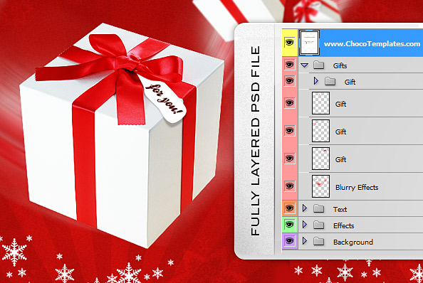 Christmas Flyer PSD Template - Free PSD Files