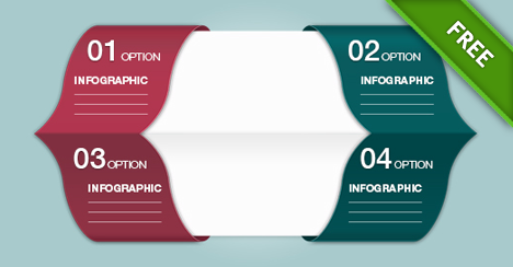 Free PSD Business Infographic Template - Free PSD Files