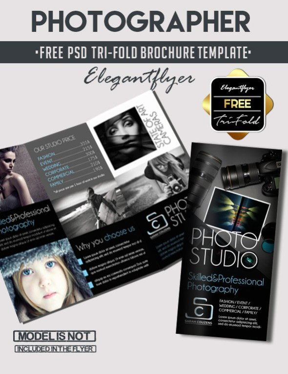 free psd ad templates
