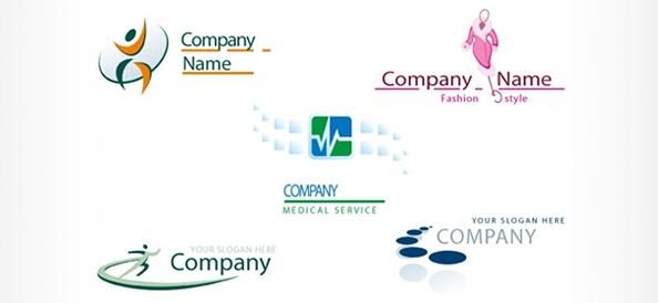 design a company logo free templates - 30 free psd business logo templates to nourish success